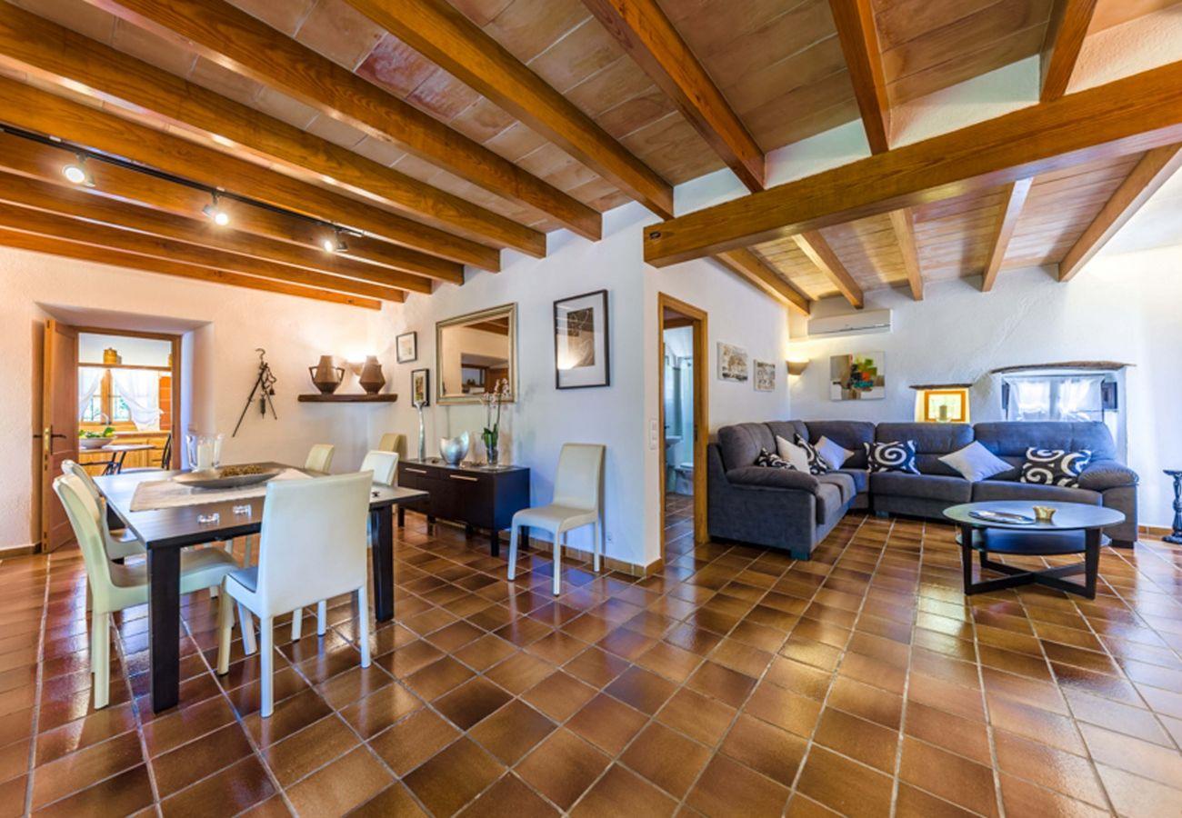 Country house in Pollensa / Pollença - MY13 Cal Xino