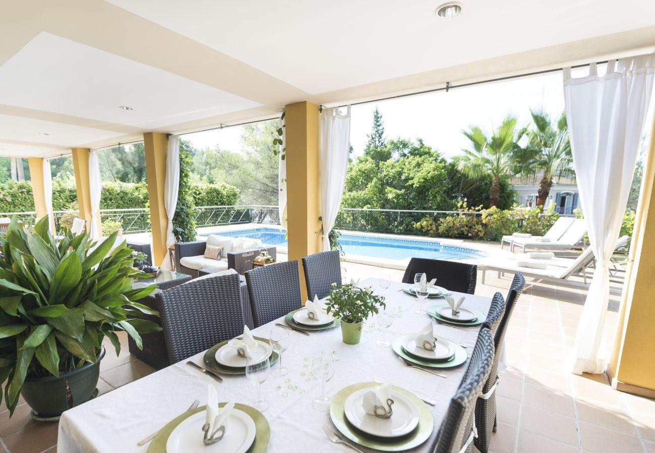 Chalet in Bendinat  - MY21 Villa Bendinat