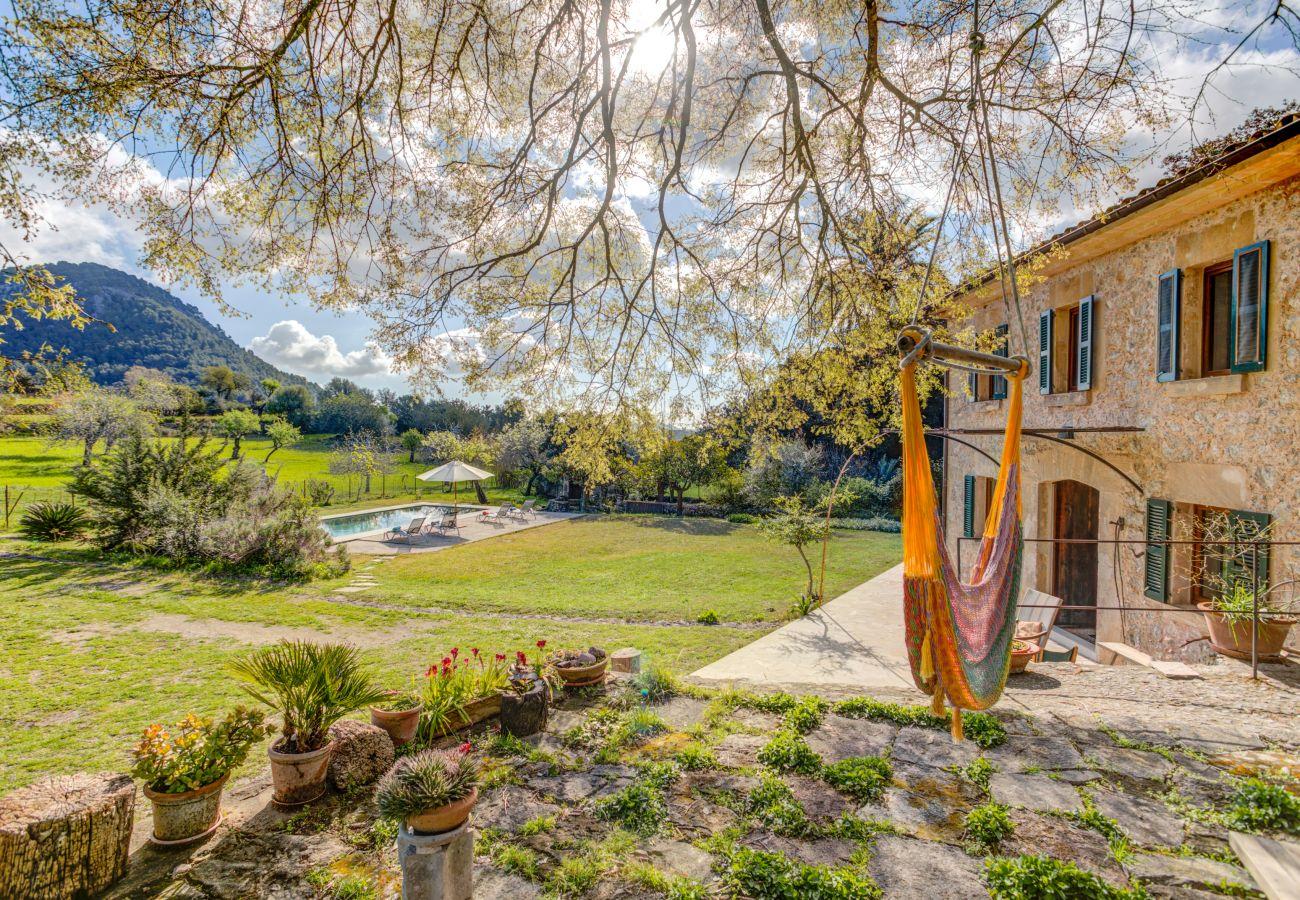 Country house in Pollensa / Pollença - MY07 La Coma